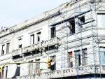 rehabilitación de fachadas en Granada